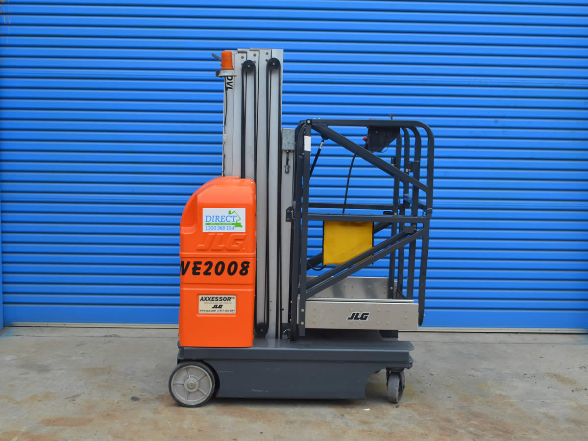 20′ Electric Single Man Lift | Direct Access & Equipment Hire