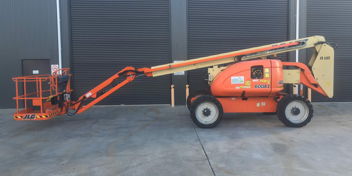 60′ Diesel Knuckle Boom Lift