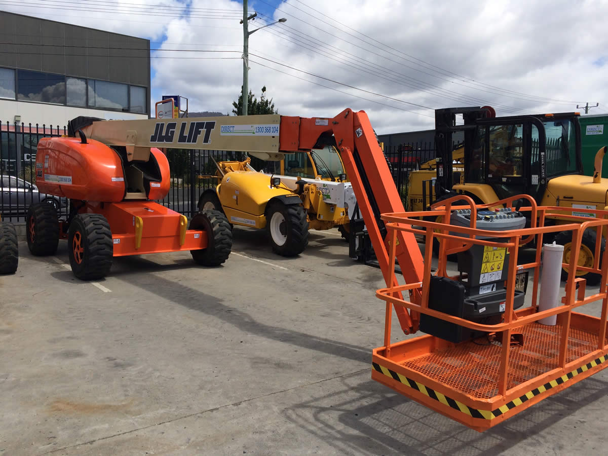 85′ Diesel Straight Boom Lift