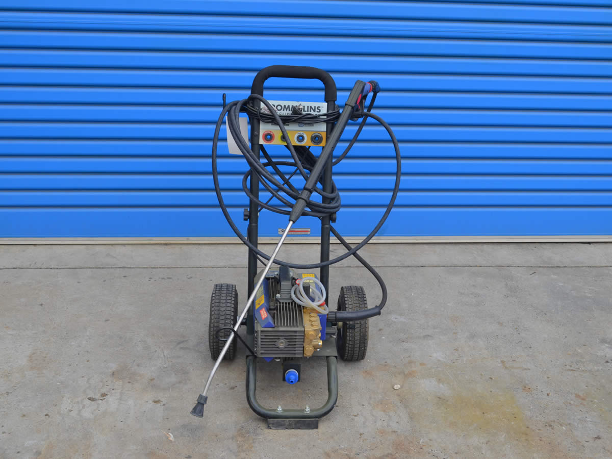 1800 PSI Cold High Pressure Wash