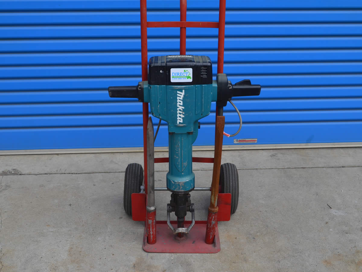 Large Electric Breakers