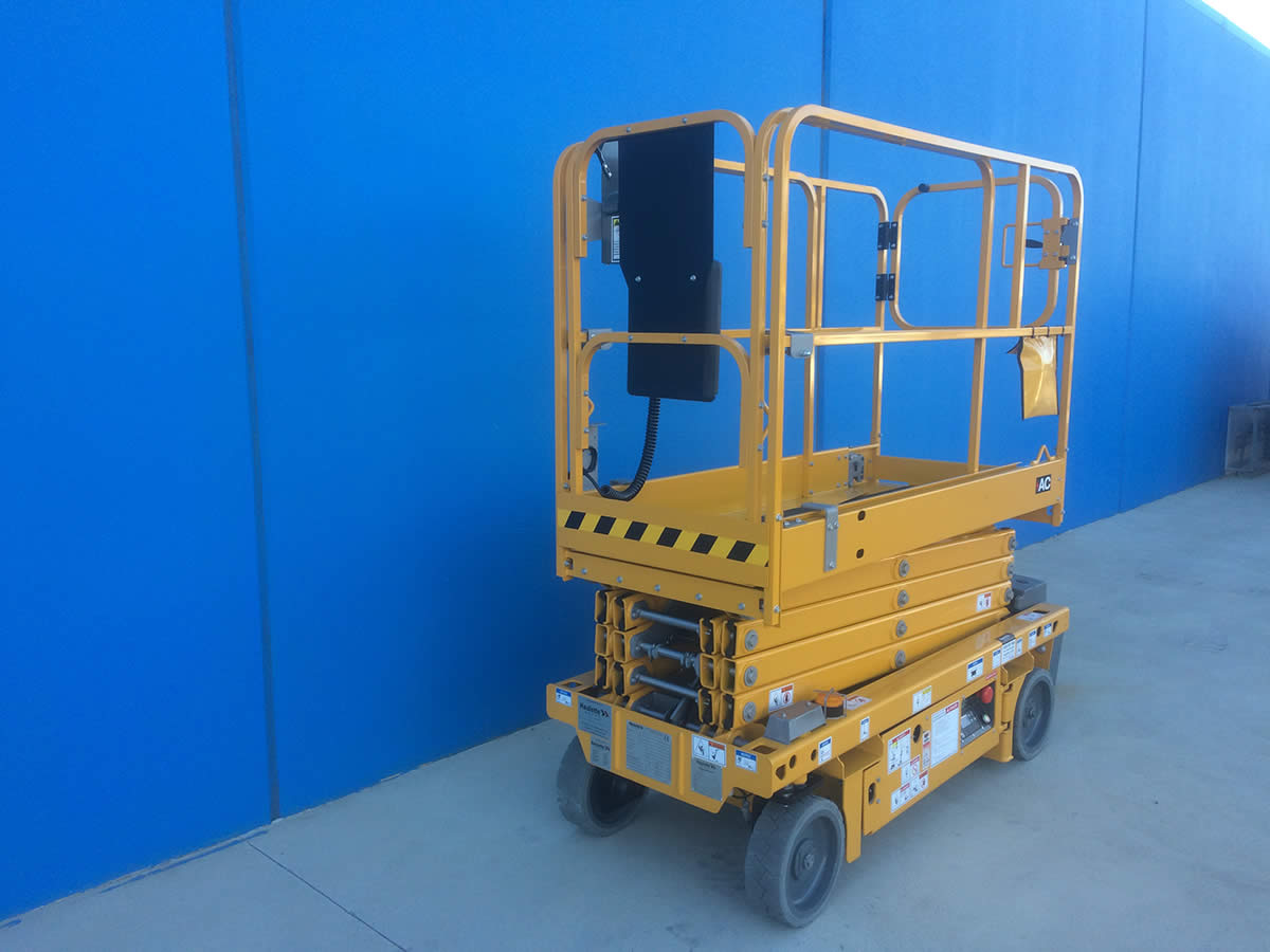 Now in stock new Optimum 8 electric scissor lifts for sale. Please contact your nearest branch for more information.